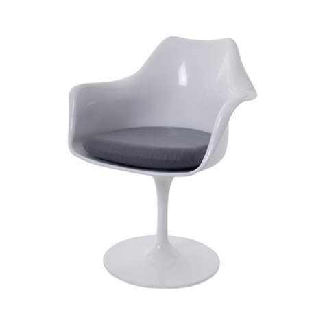 Saarinen Dining Chair Eero Saarinen Dining Chair Tulip Chair With Arms Design Dining Chair