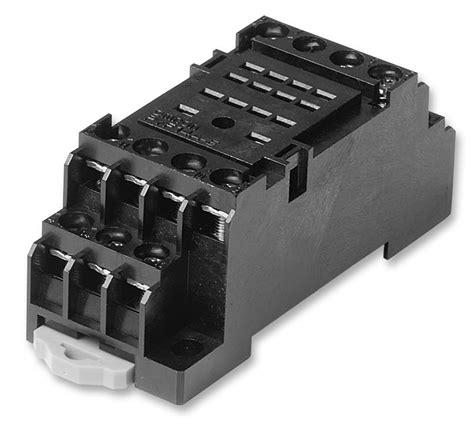 Soket Relay Ly4 Omron Ptf14a E Original omron relay socket images