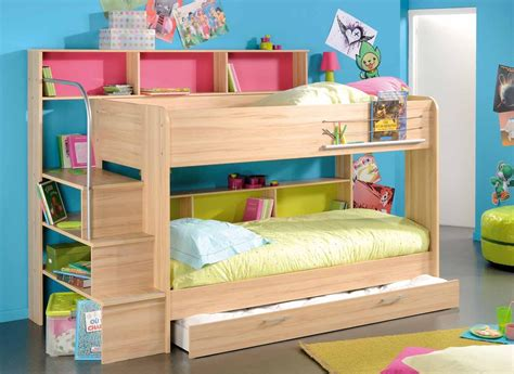 kids double bed double bunk beds with slide lydia bunk bed dream home