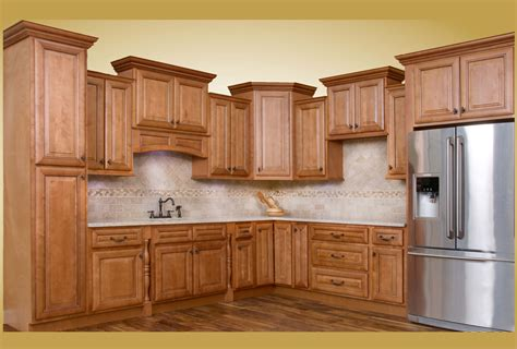 Picture Of Kitchen Cabinets In Stock Cabinets New Home Improvement Products At Discount Prices