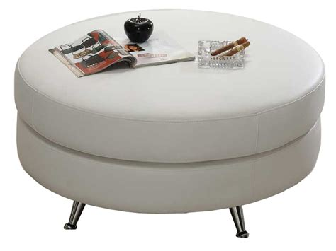 round ottoman with tray white storage ottoman with tray free image of livingroom
