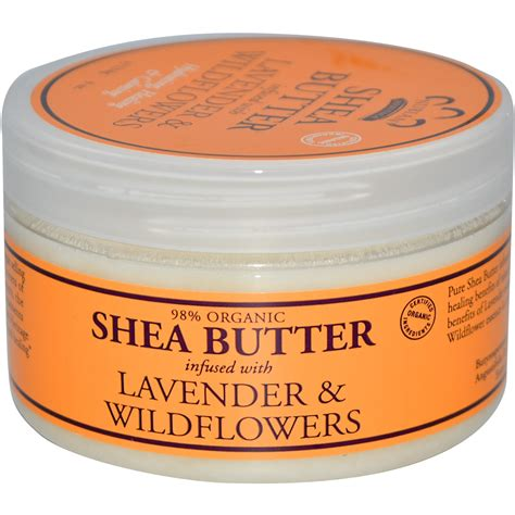 Butter Lavender And nubian heritage shea butter infused with lavender