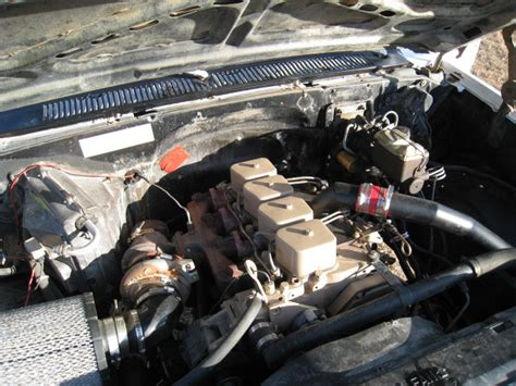 cummins toyota swap 4bt cummins in totota dodge diesel diesel truck