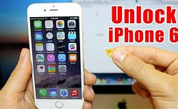 Image result for Unlock iPhone 6