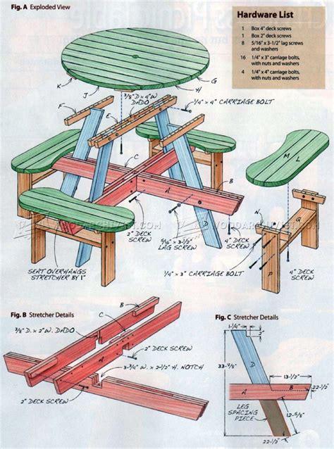 build a picnic table build picnic table woodarchivist