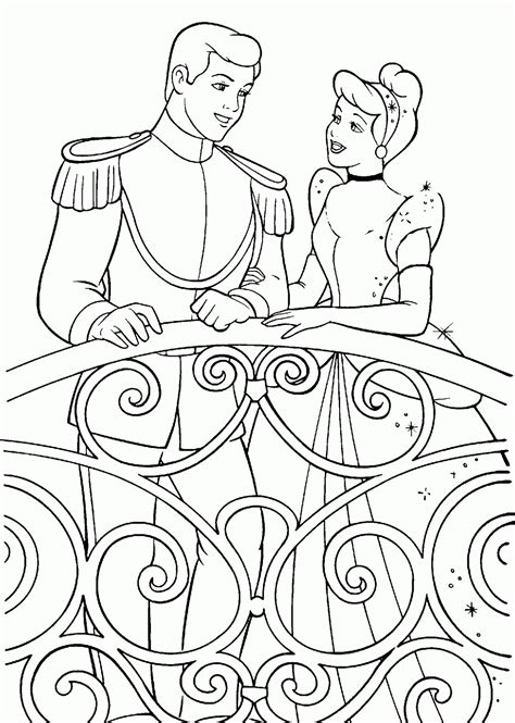 coloring pages with cinderella cinderella coloring page minister coloring