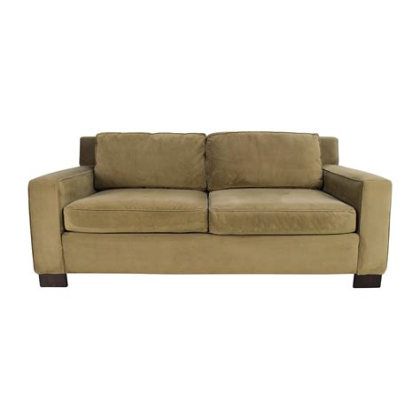 west elm sofa cover henry sofa 50 off west elm clic henry beige cushion sofa