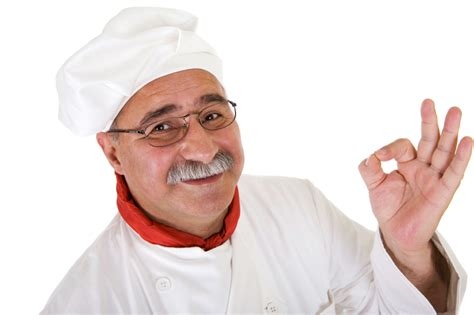chef s donning the chef s hat