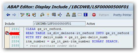 sap debugging tutorial pdf how to debug a sap smartform saphub