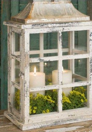 lantern rustic lantern distressed lantern farmhouse