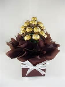 Chocolate bouquet ferrero rocher chocolate bouquets pinterest