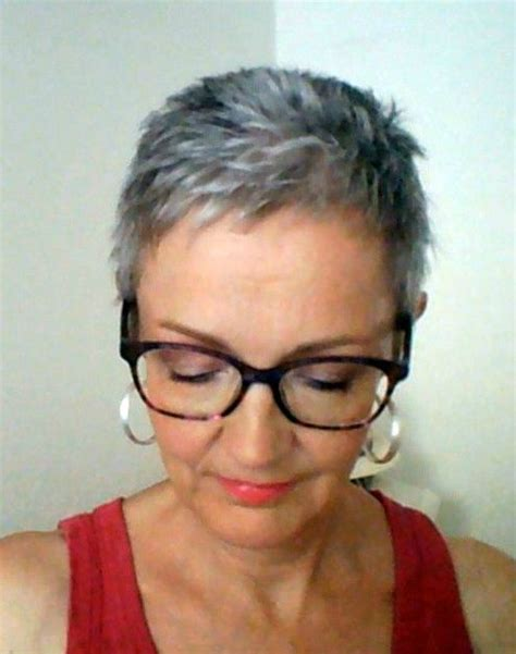 Pixie Hairstyles For 50 With Glasses by 191 Best Images About Hair Glasses On