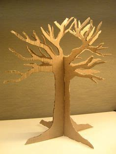 How To Make A 3d Paper Tree - best 25 3d tree ideas on butterfly tree