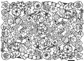 coloring patterns free coloring pages of difficult patterns 14440