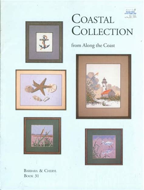 coastal collection from along the coast graphs by barbara