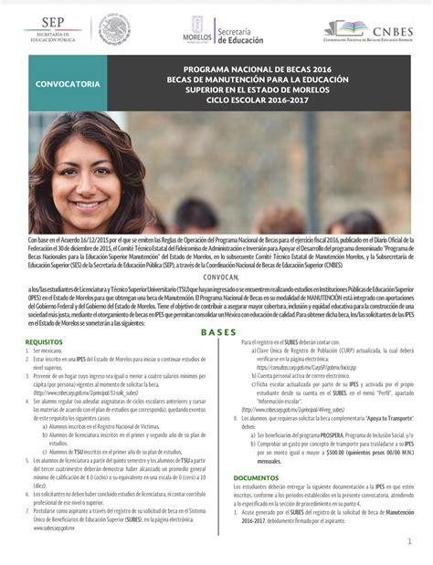 calendario del servicio militar en mexico 2016 becas 2017 convocatoria becas de manutenci 243 n para la educaci 243 n