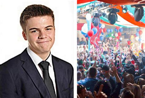 alex in spanish alex masterton dies after celebrating end of exams at spanish rave daily star