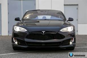 Tesla Front Unplugged Performance Refresh Front Fascia System For