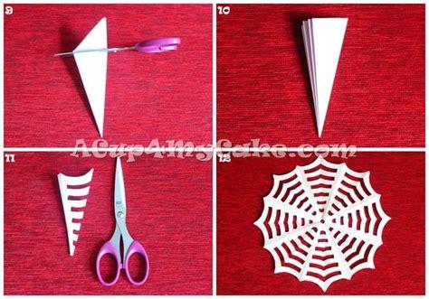 How To Make A Paper Web - tela ara 241 a de papel