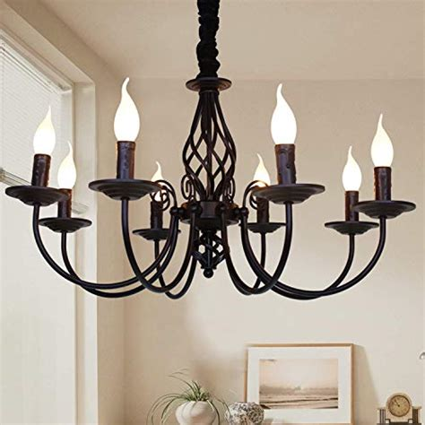 ganeed rustic chandelier lights french country