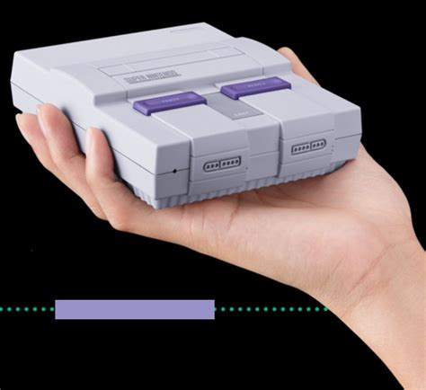 nintendo nes classic is palm size comes pre installed with 30 mikeshouts nes classic pre orders start later this month