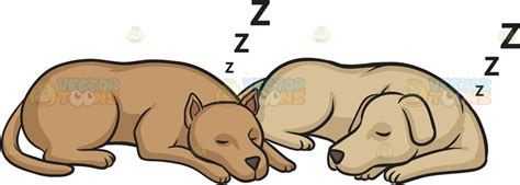 let sleeping dogs lie let sleeping dogs lie vector clip