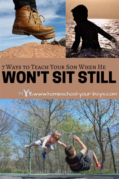 7 Ways To Teach Your About The Holidays by 7 Ways To Teach Your When He Won T Sit Still