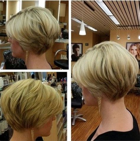 short haircuts for thinning hair on the crown thick hair takes on a great look when cut into a short