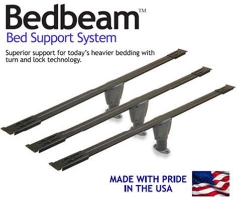 Bed Frame Support Beam with Bed Beam Bed Support System In King Size The Sleep Shop