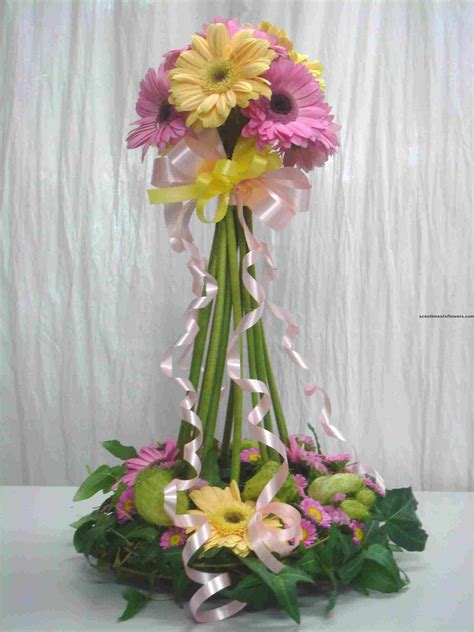 table flower arrangement ideas fresh flower arrangement ideas to express your feeling