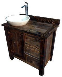 Vanities Rustic Bradley S Furniture Etc Rustic Bathroom Vanities