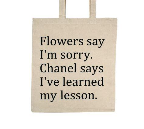 Live Work Linen Shopper Bag best 10 say im sorry ideas on