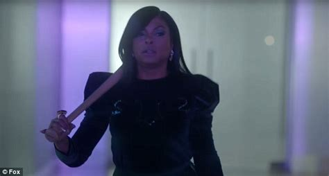 taraji p hensons trainer breaks down her cookie booty empire s cookie lyon smashes glass in super bowl promo