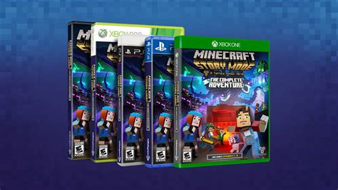 Kaset Ps4 Minecfart Story Mode The Complete Adventure Murah minecraft story mode the complete adventure building