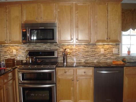 pictures of kitchens with oak cabinets modern kitchen with oak cabinets brucall com