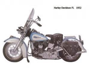 1952 harley davidson hydra glide panhead el elf els fl flf