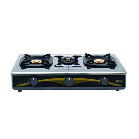 Rinnai Ri 511 A Kompor Gas Satu Tungku Stainless Steel rinnai blibli