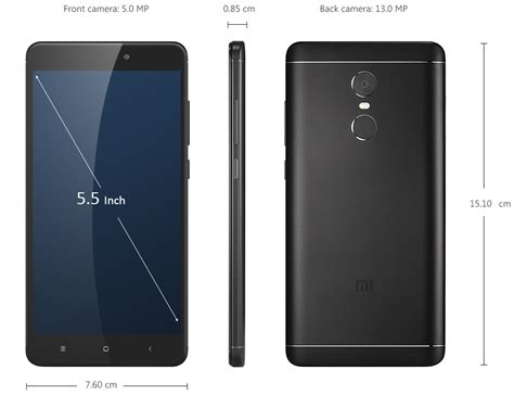 Caracter Xiaomi Redmi Note 4 olcs 243 bb lett a xiaomi redmi note 4