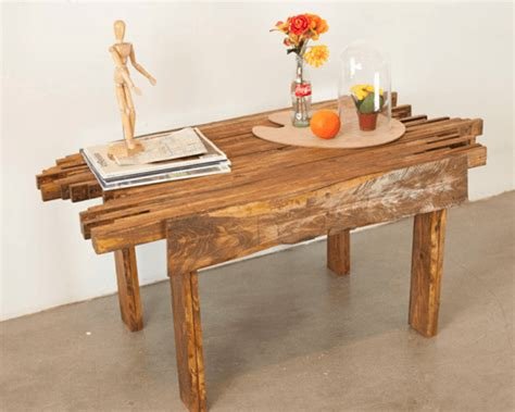 Table Ready by 19 Cool Pallet Projects Diy Ready