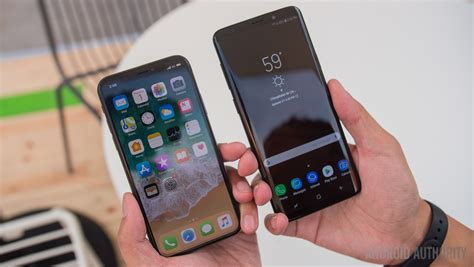 galaxy s9 plus costs less to manufacture than iphone x