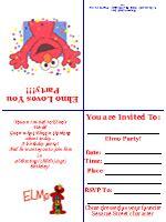 free printable elmo invitation cards find the ultimate free elmo kid birthday invitation