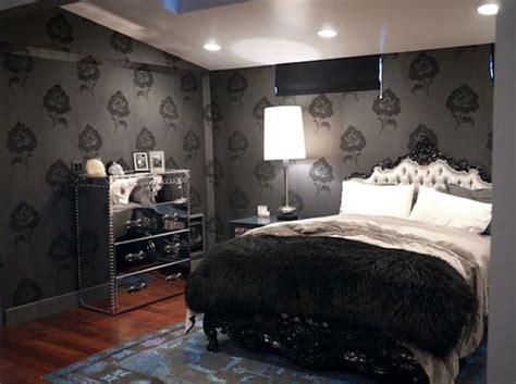 coolest  stylish gothic bedroom decor homemydesign