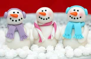 how to make a fondant snowman apps directories