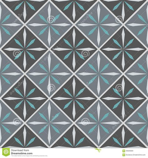 tile pattern svg vector ceramic tile with seamless pattern stock vector