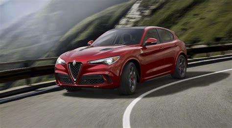 Who Makes Alfa Romeo by Alfa Romeo Stelvio Crossover Makes Official Debut