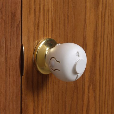 Toddler Proof Door Knob Covers by Safety Door Knob Covers Baby N Toddler