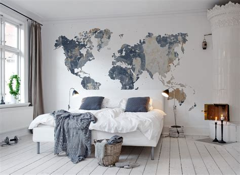 Mickey Mouse Wall Murals your own world battered wall