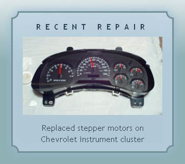 manual repair free 1998 chevrolet metro instrument cluster projects the project bin