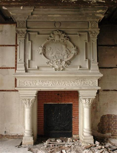 monumental antique renaissance fireplace mantel monumental antique neo renaissance style mantel
