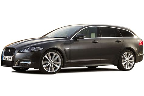 Jaguar XF Sportbrake estate review   Carbuyer
